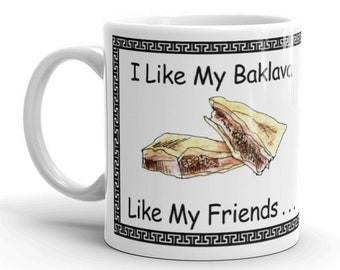 Baklava and Friends