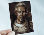 Cullen Rutherford Vinyl Sticker Dragon Age Inspired