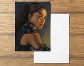 Valkyrie A6 Thor Ragnarok Postcard