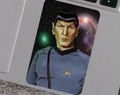 Mr Spock Vinyl Sticker Star Trek Inspired