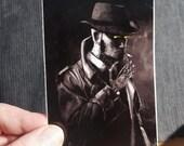 Nick Valentine Fallout Inspired Vinyl Sticker