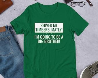 216e3929e9 I'm Going To Be A Big Brother! Funny Big Brother Tee Shirt - Big Brother  Gift - Sibling Shirt Set - Big Bro Shirt