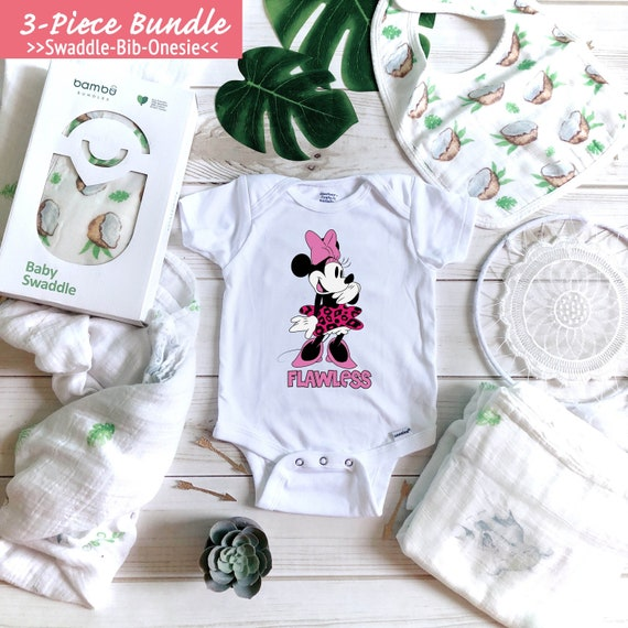 Disney Vacation Onesie Boho Baby Clothes Disneyland Outfit Minnie Mouse Succulent Minnie Mouse Disney Onesie\u00ae Baby Girl Clothes