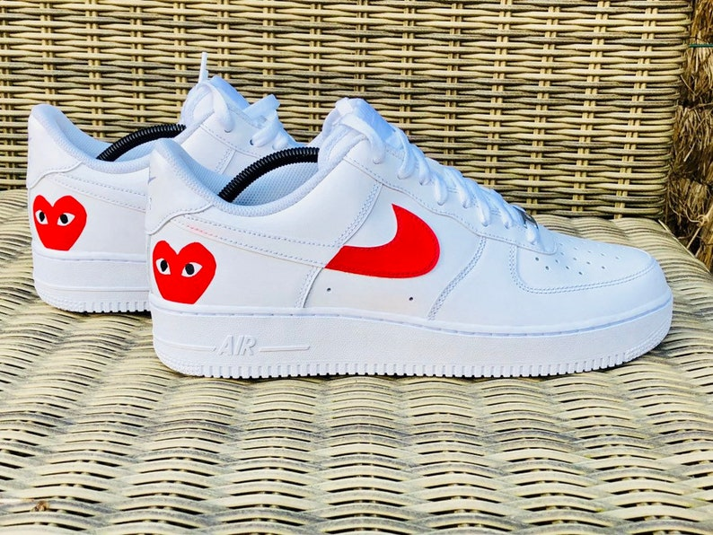 air force 1 cuore