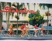 1973, Schwinn, Bicycle, Accessories, Cycling, Catalog, Racing Bikes, Tandem Bikes, Ten Speeds, Stingrays, Trikes, Exercisers