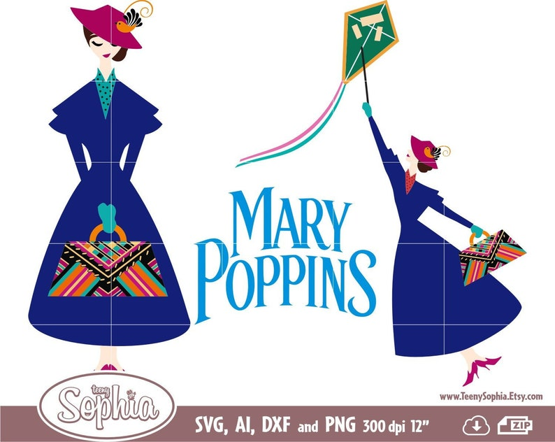 Mary Poppins restituisce 3 Cliparts aquilone formato di File  a4044d8ffdbb