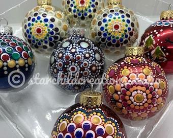 3D Mandala Ornaments - CUSTOM ORDERS