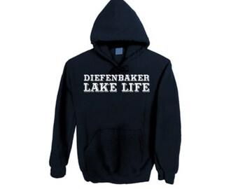 Diefenbaker Lake Life