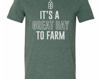 It's a Great Day to Farm