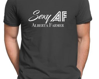 Sexy AF Alberta Farmer