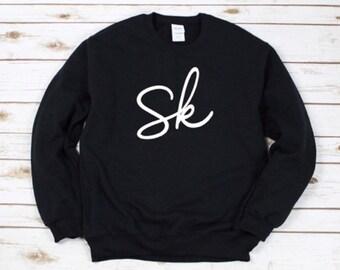 SK sweatshirt