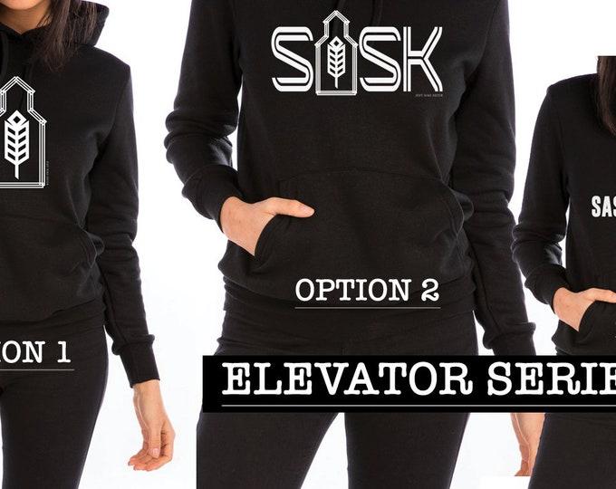 Featured listing image: Saskatchewan Elevator Series Hoodie Unisex