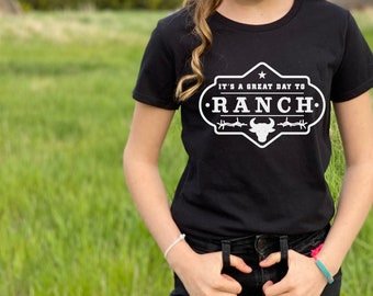 It's a Great Day to Ranch
