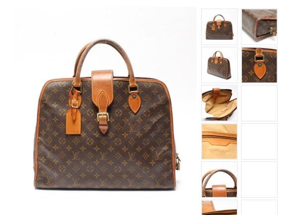 Louis Vuitton Authentic Rivoli Briefcase