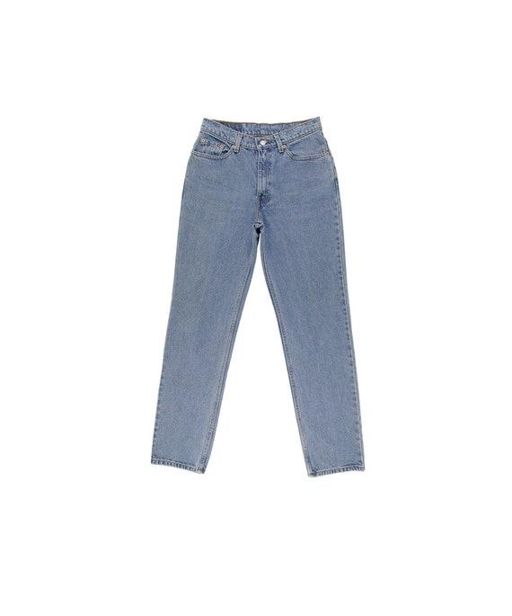 Classic Blue Jeans - Levis 512 Jeans - Blue Jeans