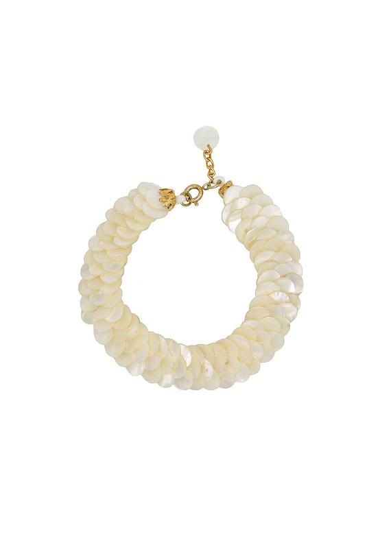 Pearl Layered Bracelet - Vintage Pearl Bracelets -