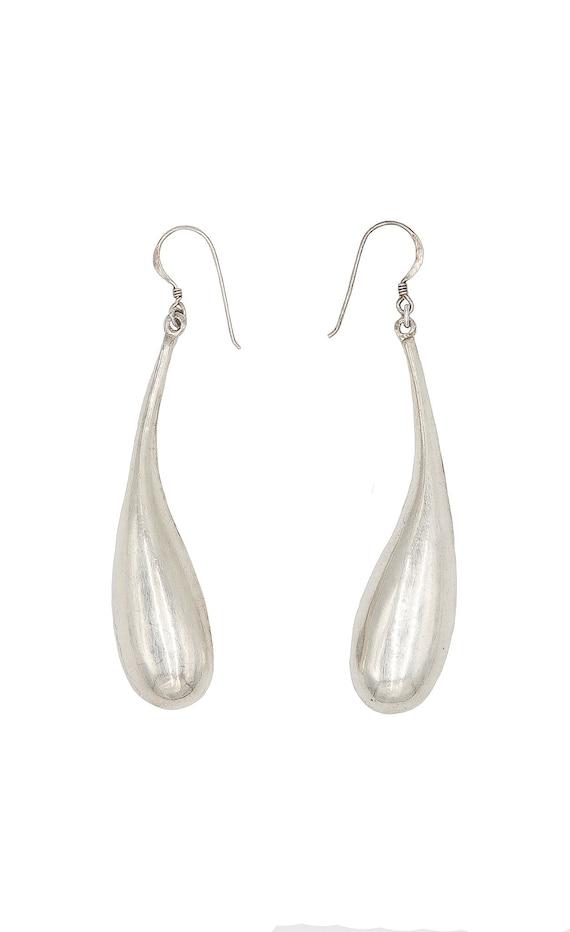 Rain Drop Earrings - Vintage Jewelry - Vintage Acc