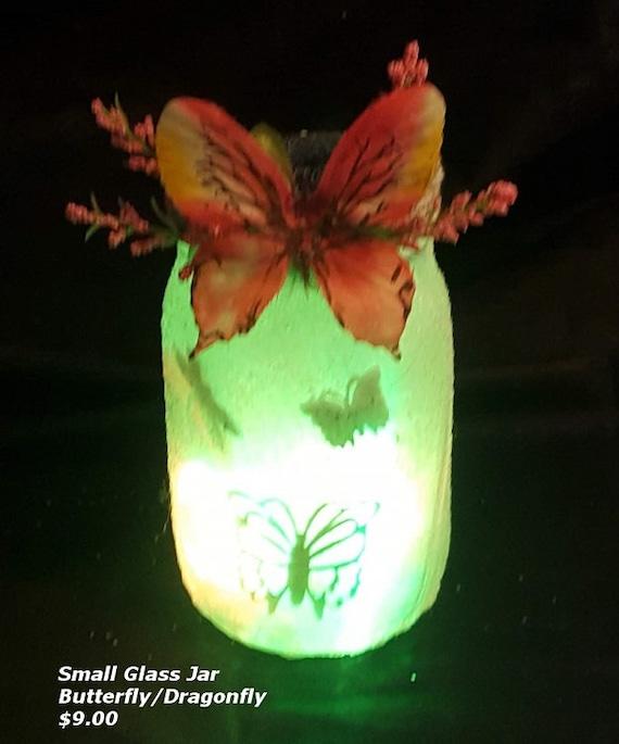 Butterfly Fairy Jar (Pint size)