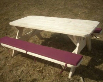Exceptional Bench Cushions (Custom Made)