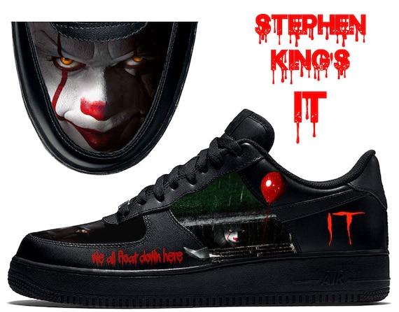 2017 Custom Nike Air Force 1 Sneakers