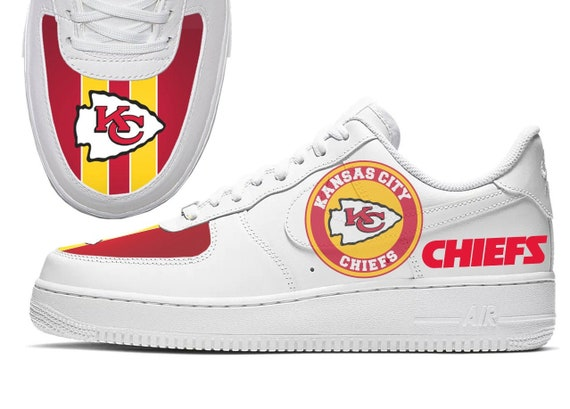 Kansas City Chiefs Nike Air Force 1