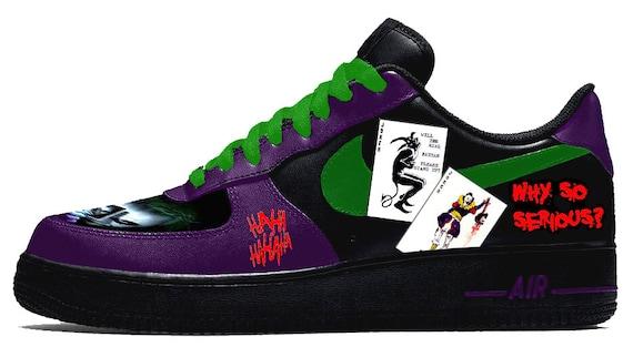 Custom Nike Air Force 1 AF1 Joker