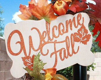 Welcome to Fall