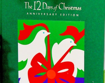 12 Days of Christmas Family Holiday Decorating Set