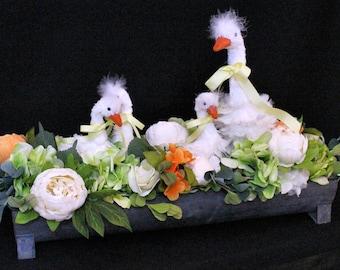 Wreaths & Table