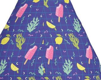 Ice cream Bean Bag Chair Cover