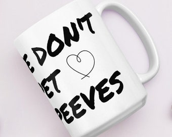 Don't Pet The Peeves Mug