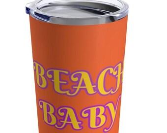 Beach Baby Tumbler 20oz