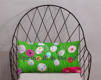 Spring Is In The Air Premium Pillow