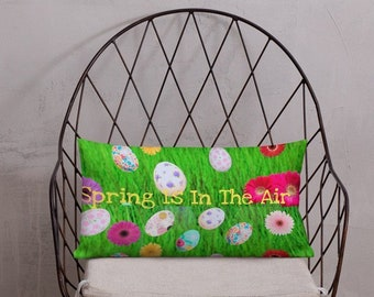 Spring Is In The Air Pillows