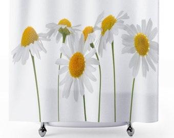 Daisy Shower Curtains