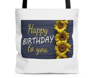 Reusable Birthday Gift Bag