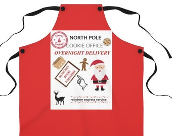 Cookie Office Apron