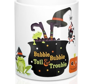 Witch  Mug 11oz