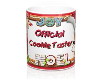Official Cookie Taster Mug 11oz