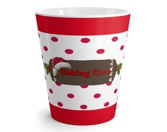 Baking Crew Latte mug
