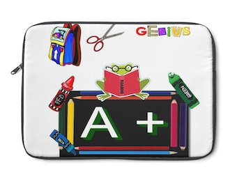 Teacher Apprreciation Laptop Sleeve