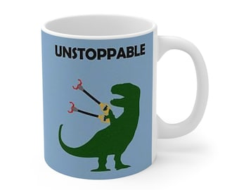 Unstoppable Mug 11oz