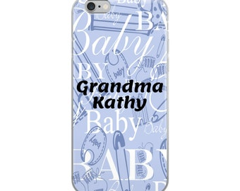 Grandma Kathy iPhone Case