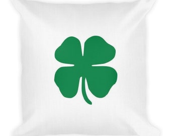 Shamrock Premium Pillow