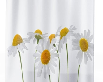 Daisy Shower Curtains