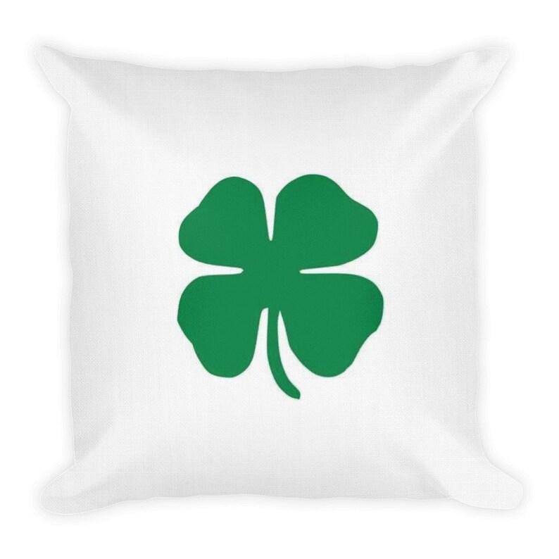 Shamrock Premium Pillow image 0