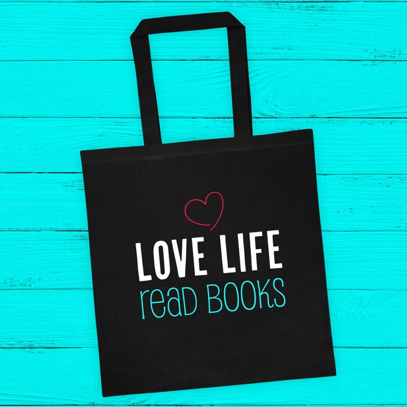 d47c722c1a0 Love Life, Read Books Tote Bag, Book Totes, Literary Bags, Classic Book  Bags, Booklovers Bag, Classic Booklovers, Reading, Classic Books