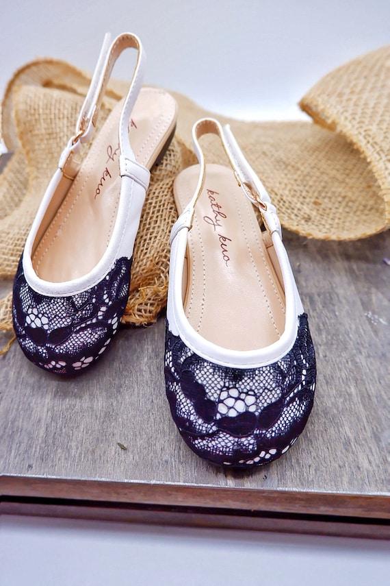 Kid Lace shoes / Kids shoes / flat