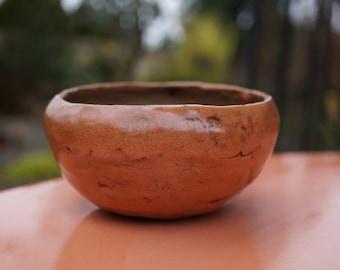 Handmade ceramic plater