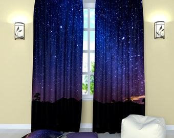 Kids curtains | Etsy